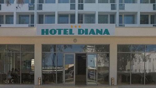 Hotel Diana Eforie